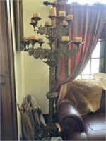 8.4.21 ORNATE, CARVED ANTIQUES-LIGHT FIXTURES-RUGS & MORE!