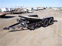 2022 PJ 16' Tilt Deck Equipment Trailer