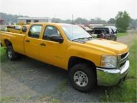 10 Chevrolet C3500  Pickup YW 8 cyl  Diesel;