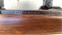Ruger M77 Mark II LH Rifle 270 Winchester