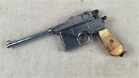 Waffenfabrik Mauser C96 Broomhandle Pistol 7.63x25