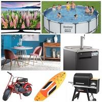 Pioneer Days! Pools BBQ Coins SUP Kayaks TVs & Appliances