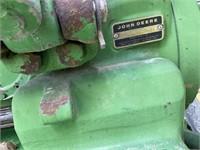1979 John Deere 4240 tractor, no cab, 2WD