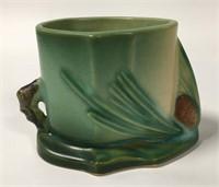 Roseville Art Pottery Pinecone Bowl