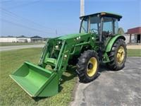 Tractors & Farm Implements