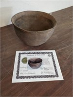 AUTHENTIC ANTIQUE INDIAN POTTERY
