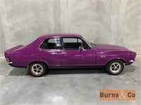 Bayswater Classic Car Auction - Sunday 8th August 2021