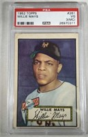1952-1961 Topps BB Complete Sets August 2021 Online Auction