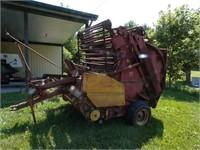 Thomas Farm Equipment Auction
