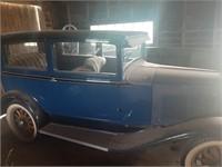 1929 Plymouth Sedan