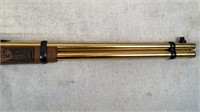 Mossberg 464 Gold Plated Engraved 30-30 Winchester