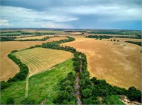 Custer County, OK +/- 354 Acres River Bottom Land for Sale