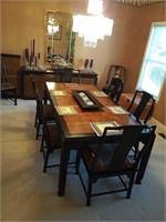 Mid-Century Chin Hue Century Dining Set