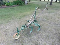 Horse Cultivator with wooden handles