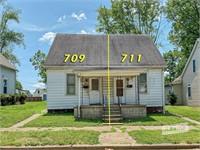 711 & 709 Hecker Street, Belleville, IL 62221