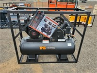 40 Gal. Gas Air Compressor
