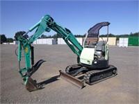 2008 Yanmar B2-5 Hydraulic Excavator