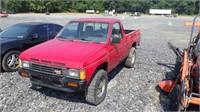 1986 Nissan 4x4 V6
