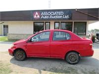 Online Auto Auction Aug.4th, 2021 feat. Donation vehicles