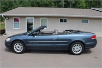 2001 Chrysler Sebring Convertible - CAR