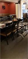 Upscale 200 Seat Asian Fusion Restaurant
