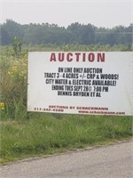 ONLINE 51.20 ACRES SELLING IN 5 TRACTS, CUMBERLAND CO IL
