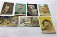 The Post Card Collection of Jeana Wolff