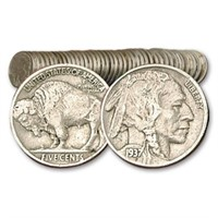 HB-8/1- Gold $20 Coins - Silver - Bulk Lots - Silver Dollar