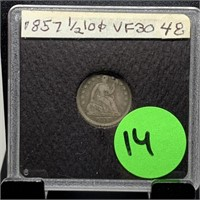 HIGH END COIN AUCTION 1897-O MORGAN SEVERAL STERLING FW SETS