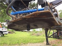 2002 Clement Roll-Off Trailer ROT3645BR-AIR