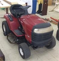 Craftsman LT2000 riding lawnmower
