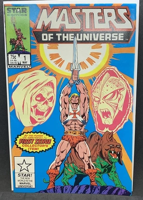 1st Part of a 50's, 60's Comic, Card, & Toy Auction!