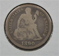 Philatelic & Numismatic Collector's Auction