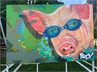 Lewis County Fair Mural Benefit Auction