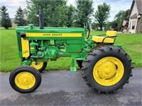 Vernon Johansen JD Tractor Collection