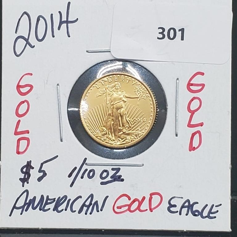 Rare Coins Gems & Fine Jewelry Auction 8/3