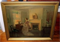 Contents of Victorian Home Online Auction ~ Laconia, NH