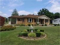 Brick Home for Sale in Riner VA