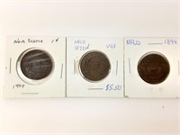 AUG 4TH SPECIALTY - RARE FINDS / COINS / JEWELLERY