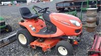 KubotaGR200 4x4 Lawn Mower