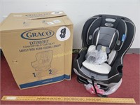 Graco Extend-2-Fit Convertible Car Seat - New
