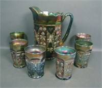 AUGUST 21ST LIVE VIRTUAL ONLINE CARNIVAL GLASS AUCTION