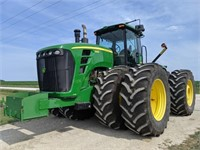 Dierks Farm Machinery Retirement Auction