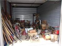 Storage Unit Contents 10 x15