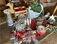 Mechanics Shop Tools & Personal Property