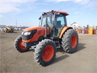 2013 Kubota M9960D Utility Tractor