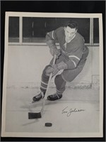 Vintage and almost antique Hocky cards and memorabilia! Amaz