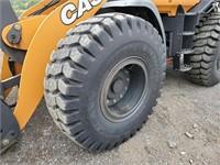 2019 Case 521G 4x4 Wheel Loader