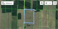 LIVE Real Estate Farm Auction. 76 Acres