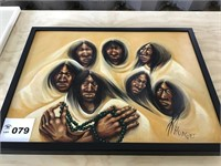 Native American Collectables, Max Sullens Estate